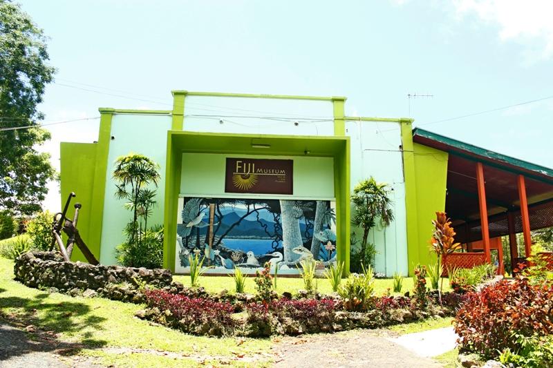 Fiji Museum Experience Suva