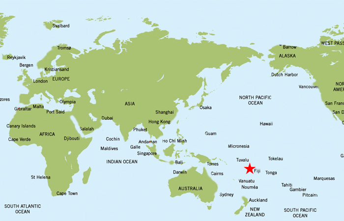 world map australia fiji image collections